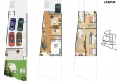 Planta Baixa - Casa 3